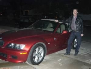 what mid life crisis? well, at least its paid for.