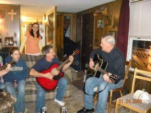 SugarDaddy me and my red guitar having fun and a few beers!!!! walt12928 Athletic