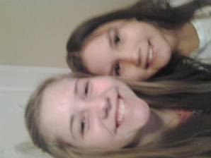 im the one on thelft the one on the rights my cousin