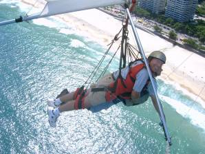 SugarDaddy Hang gliding in Rio de Janeior  10/2008 webbernator Average