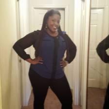 Woman for ExtraMarital profile RoundBrownBbw