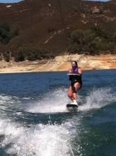 SugarBaby wakeboarding! watergirl803 Average