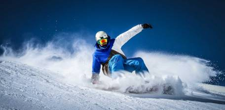 SugarDaddy Snowboarding at Tahoe---  BluEydWrldTrvlr Athletic
